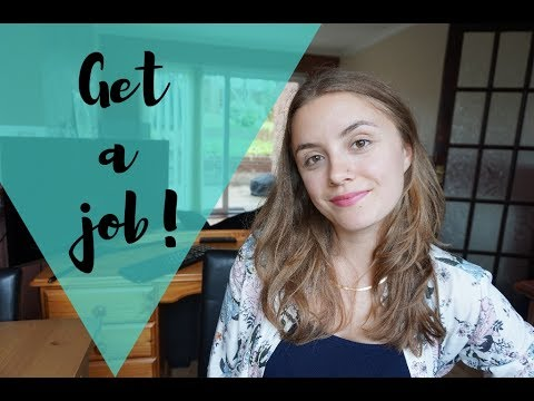 How To Get A Job In England | Living In England