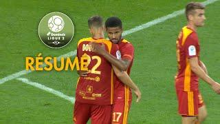Rodez Aveyron Football - Le Mans FC ( 4-1 ) - Résumé - (RAF - LEMANS) / 2019-20