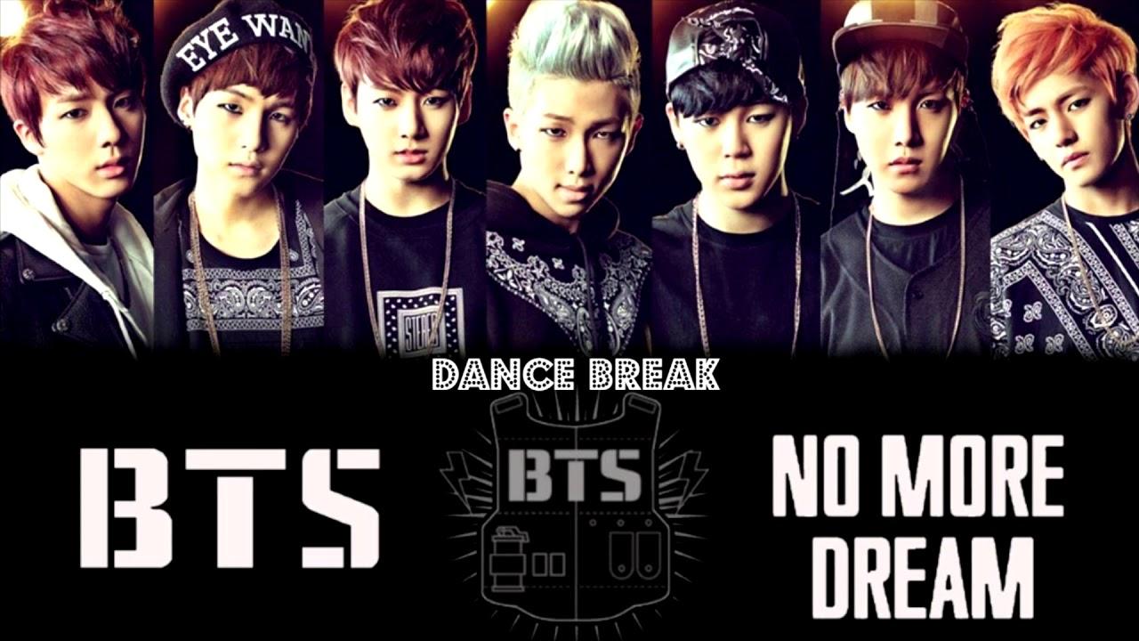 Bts No More Dream Dance Break Youtube