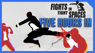 Five Hours In, Fights in Tight Spaces is Solid, but a Slog (Review) (Video Game Video Review)