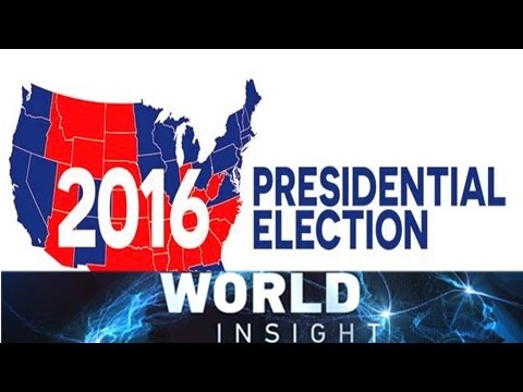 World Insight— US presidential election; Interview with former French PM 05/06/2016