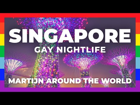 GAY Singapore Travel // Exploring Gay Nightlife Singapore