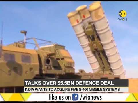 Talks over $5.5BN defence deal