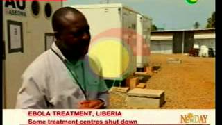 Frontline Ebolo - Liberia Shut Down some Treatment
