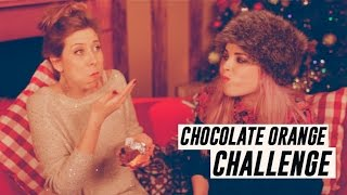 Terry's Chocolate Orange Challenge Video Feat. Hazel Hayes