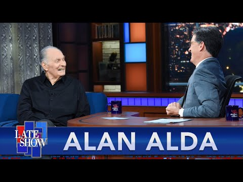Do Squirrels Poop While They Walk? Alan Alda And Stephen Get To The Bottom Of It