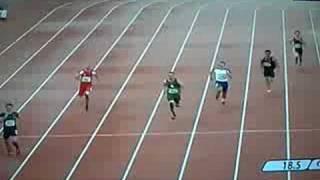 2008 Paralympics 400m Final