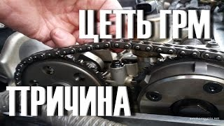 What kills the timing chain in modern Motors. Which resource?