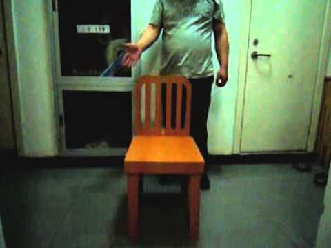 Superbambi: Scoope Design's Multitasking Chair