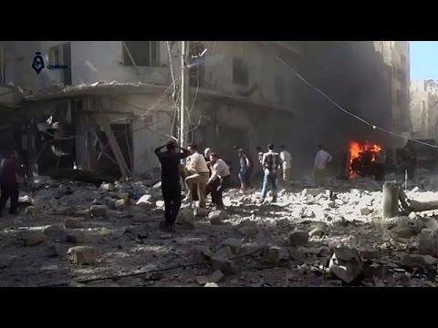 Siria, Ban Ki-moon all'Onu: chi usa armi sempre più distruttive sa di commettere crimini di guerra