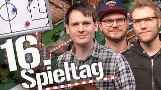 16. Spieltag der Fußball-Bundesliga in der Analyse | Saison 2018/2019 Bohndesliga