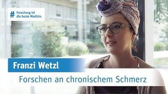 Franziska Wetzl bei Grünenthal