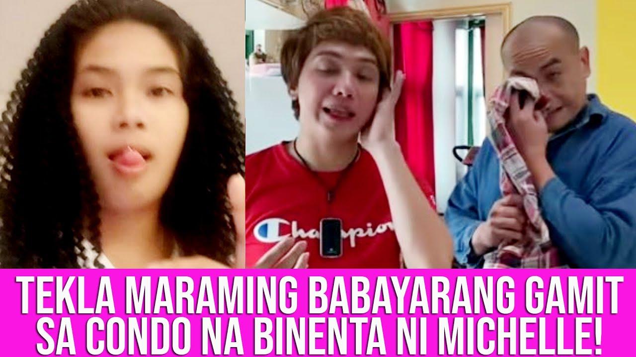 Download Mga GAMIT ni Super TEKLA sa CONDO Pinag-BEBENTA ni MICHELLE!!