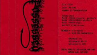 Possessed - Human Extermination (1993 Demo)
