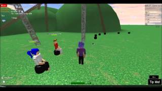 TyBear822's ROBLOX video