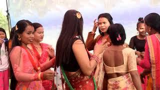 Tharu Wedding Dance Kha La A Sugna Katore Katore