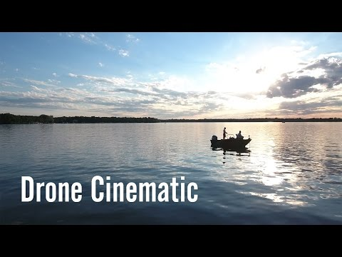 Drone Cinematic - Minnesota, Land of 10,000 Lakes