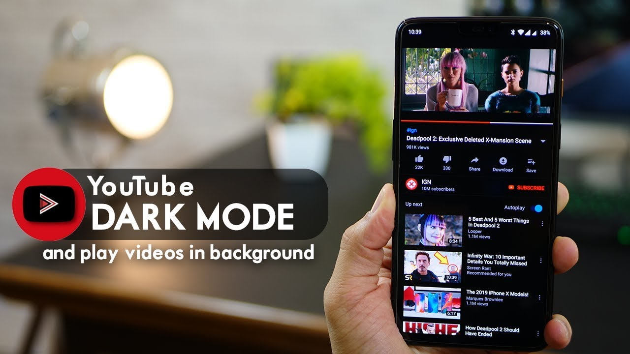 YouTube v14 21 54 APK (Ad-Free, No Root, Black Theme) – Android Final