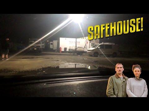 SAFEHOUSE ITV DRAMA RECORDING ZONE!