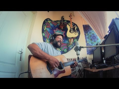 Nice time - Bob Marley acoustic fingerstyle meditative prayer version cover