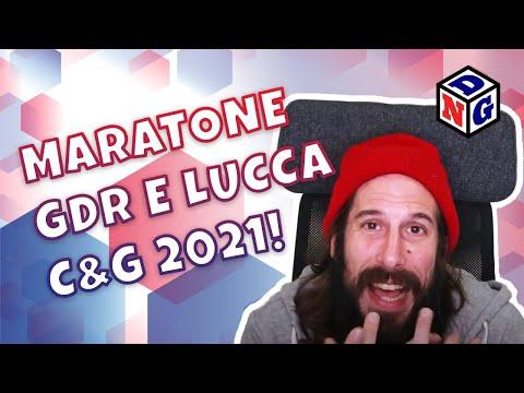 Pranzo di Ruolo - 27 - Maratone GDR e LUCCA C&G 2021!