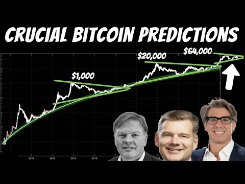 Bitcoin From $0 to the MOON! Crypto Experts Make Their Bitcoin Price Predictions!!!