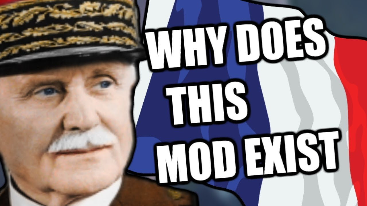 What If France Won WWI? - Hearts Of Iron IV
