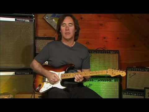 Carl Verheyen Demonstrates his Stratocaster