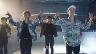BTS нарезка клипов