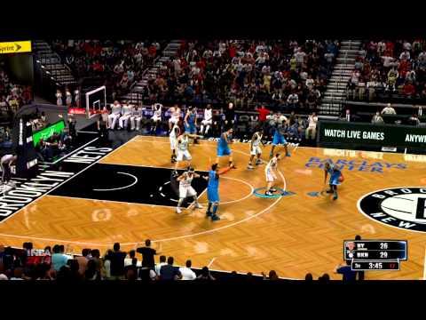 NBA 2K14 : Knicks vs Nets