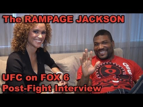 Rampage Jackson on Leaving The UFC, Teixeira Respect, Awkward BJJ Positions + What's Next