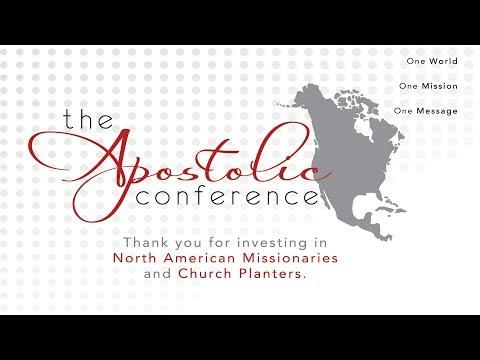 The Kingdom - Rev. Mark Morgan - Apostolic Conference 2006