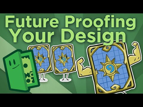 Future Proofing Your Design - Looking at Hearthstone and Planning Ahead - Extra Credits