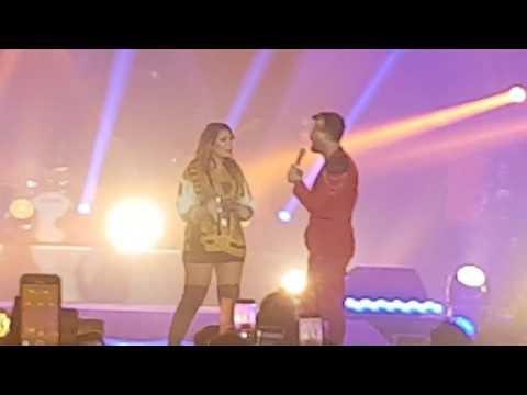 Alessio Ft. Emiliana Cantone - Dammi un'occasione (Live Palapartenope 2018)