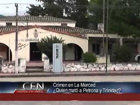 Informe Crimen de La Merced