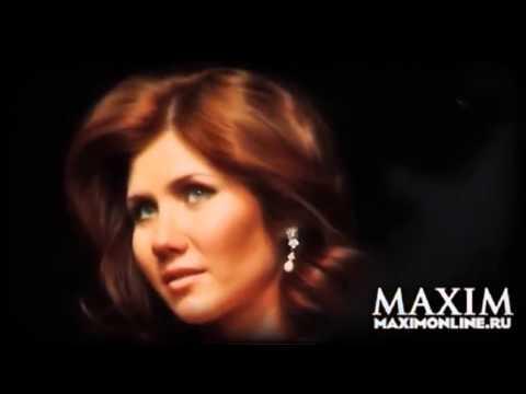 Анна Чапман с обложки MAXIM