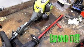 Ryobi Expand It Trimmer attachment repair...