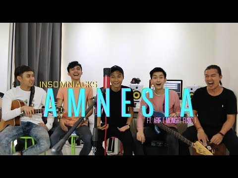 Free Download Amnesia - 5 Seconds Of Summer (insomniacks Cover Ft. Arif Of Midnight Fusic) Mp3 dan Mp4