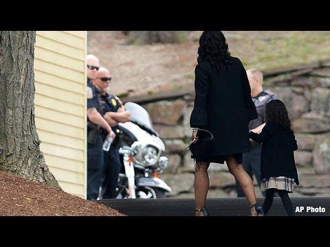 How Aaron Hernandez's Fiancée Helped Their Daughter Say Goodbye To Him