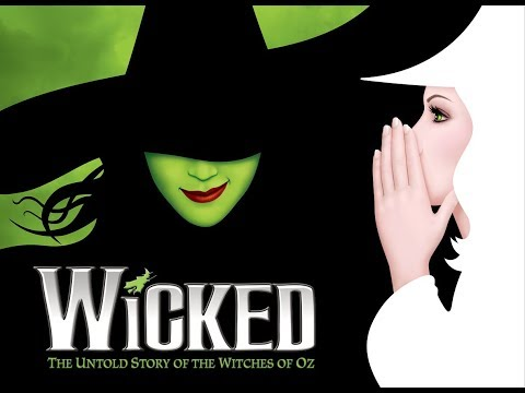 Wicked The Musical - View from Seat U21 at The Apollo Theatre
