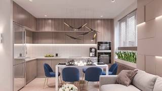 HOME DECOR / Interior Design Kitchen 2019