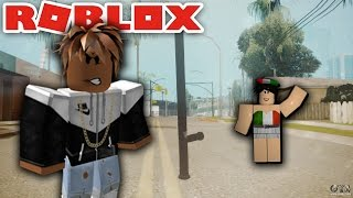 HOW TO BE A GANGSTER IN ROBLOX - ROBLOX THE STREETS PT.8