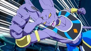 HAKAI! God of Destruction Beerus OFFICIAL Gameplay Trailer | Dragon Ball FighterZ