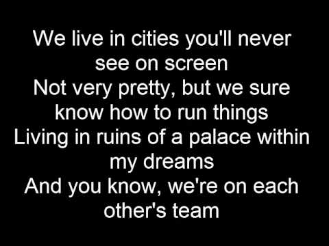 Lorde-Team Cover by Alex G&Runaground Lyrics