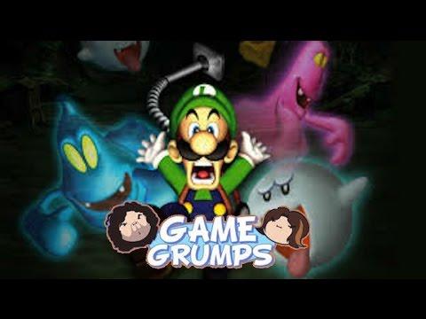 Game Grumps Luigi's Mansion Best Moments