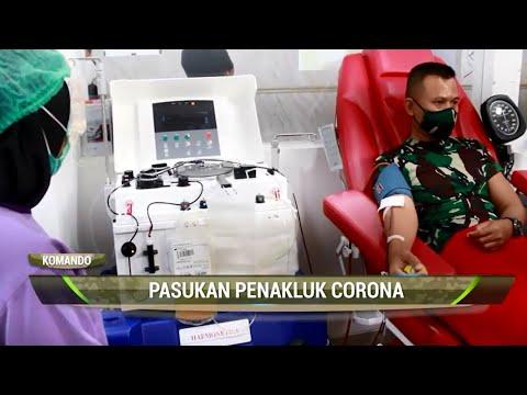 Pasukan Penakluk CORONA | Program KOMANDO EPS 9 SEG 2 Metro TV