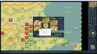 The Operational Art of War Balkans 12 Scenario AAR Part 2