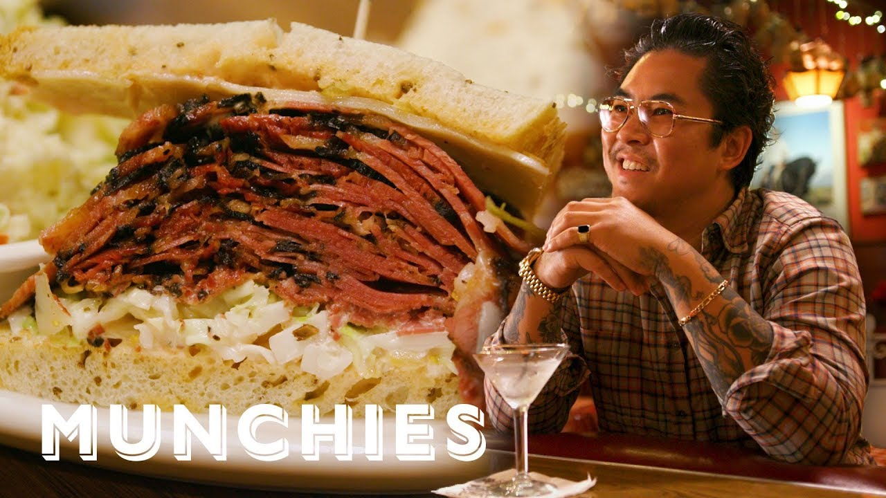 Eating at Hollywood's Most Iconic Restaurants