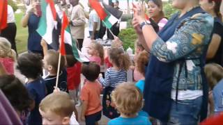 UAE Flag Day 2016 at Blossom Academic City