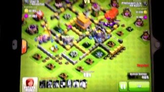 CLASH OF CLANS ATTACK STRAT FOR TH 7:D